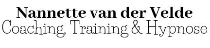 Nannette van der Velde